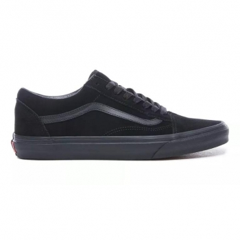 UA OLD SKOOL (SUEDE) NEGRO