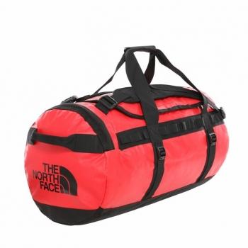 BASE CAMP DUFFEL ROJO