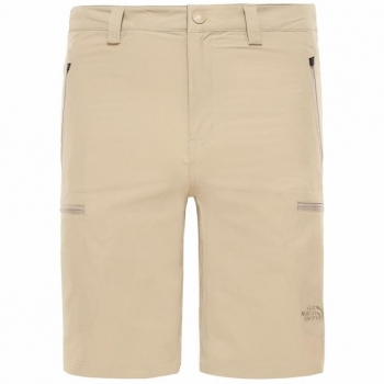 M EXPLORATION SHORT BEIGE